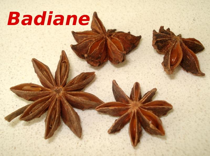 epice badiane