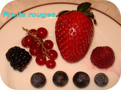 Fruits rouges -- 07/02/08