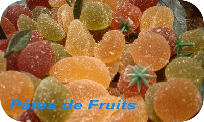 Pâte de Fruit