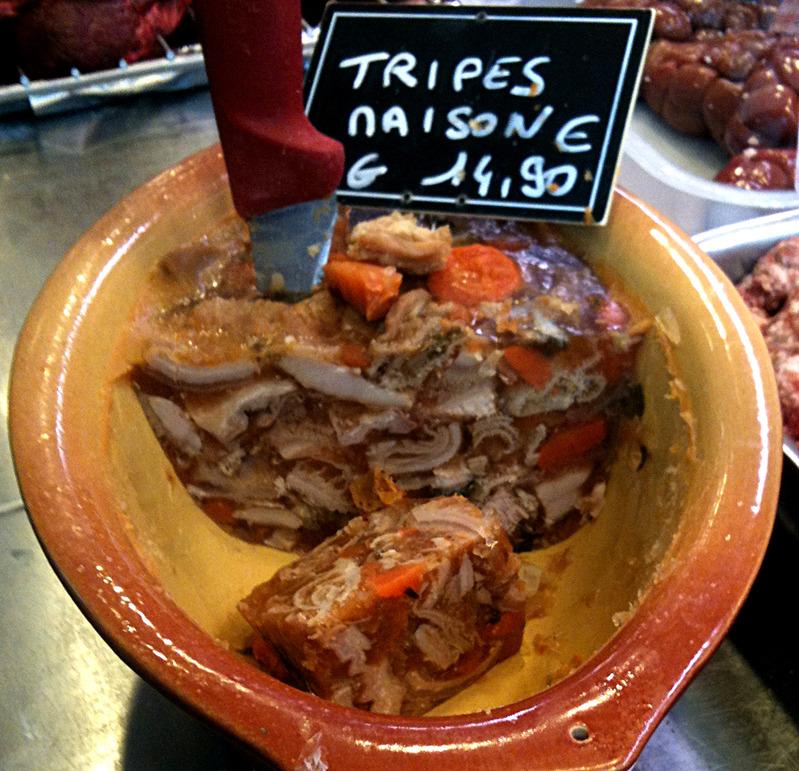 Dictionnaire de cuisine et gastronomie tripes - Dictionnaire de la cuisine ...